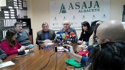 ASAJA se movilizará el 6 de abril